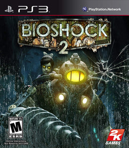 BioShock 2 - PS3 (Pre-owned)