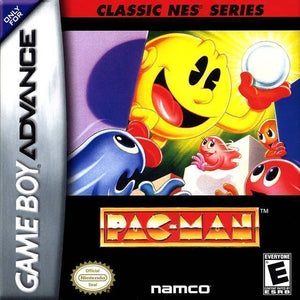 Classic NES Series: Pac-man - GBA (Pre-owned)