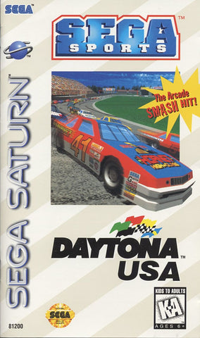 Daytona USA - Saturn (Pre-owned)