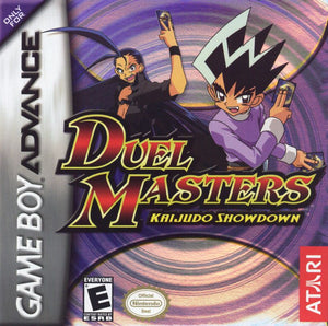 Duel Masters Kaijudo Showdown - GBA (Pre-owned)