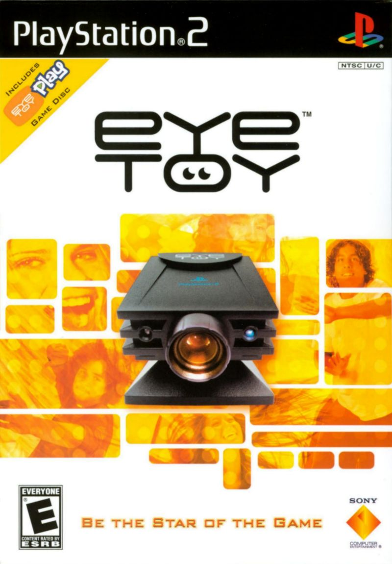 EyeToy Play - PS2 (Pre-owned)