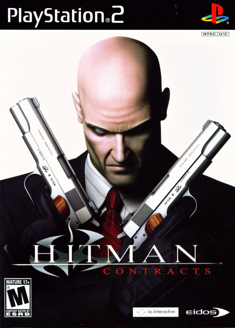 Hitman Contracts - PS2 (Pre-owned)