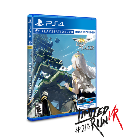 Light Tracer (Limited Run Games) - PS4