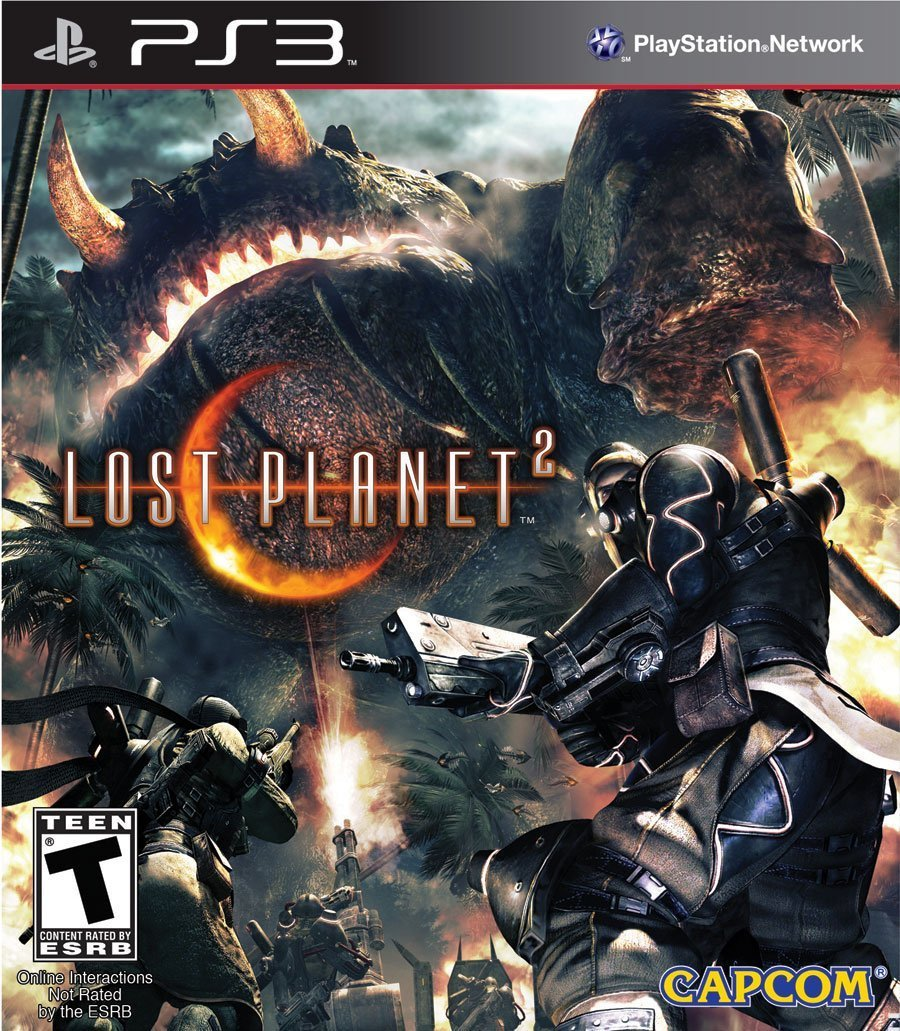 Lost Planet 2 - PS3 (Pre-owned)