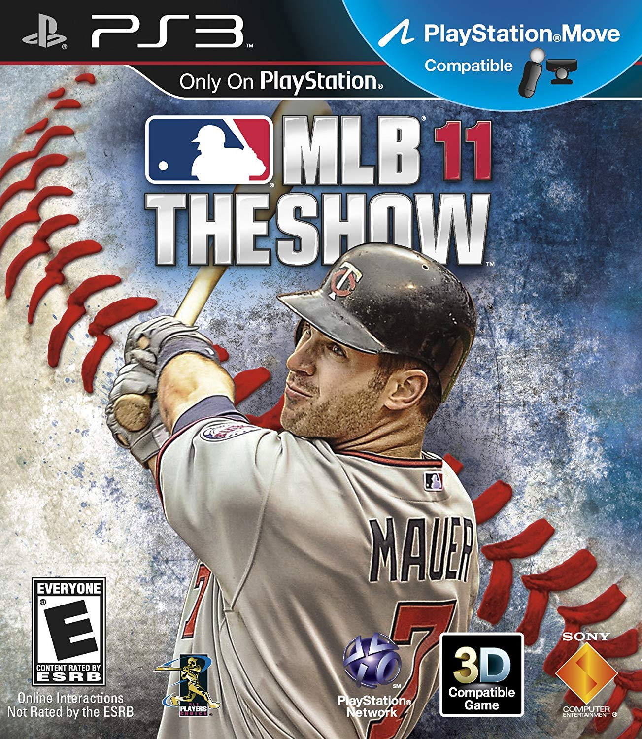 MLB 11: The Show - PS3 (Pre-owned)