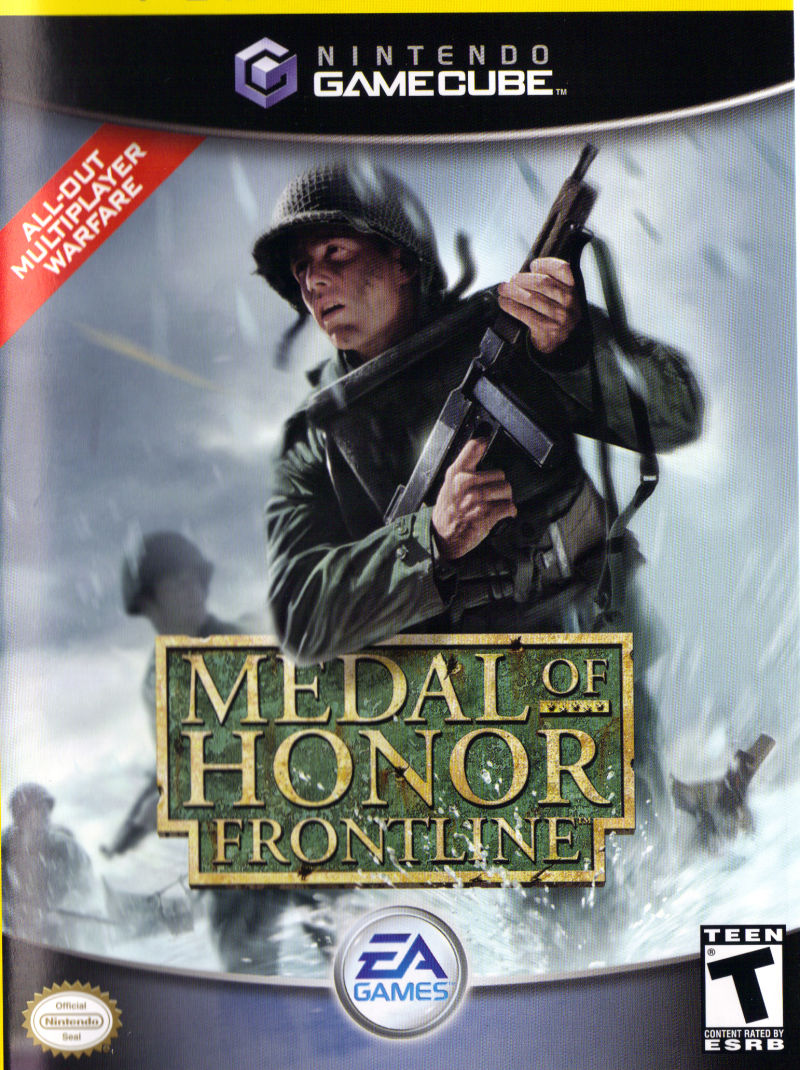 Medal of Honor Frontline - Gamecube (Pre-owned)