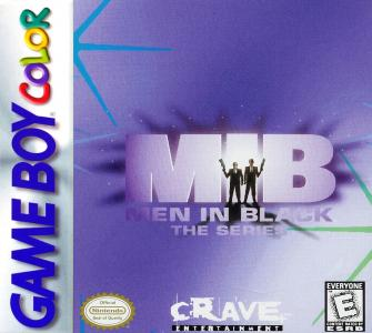 Men in Black the Series - GBC (Pre-owned)