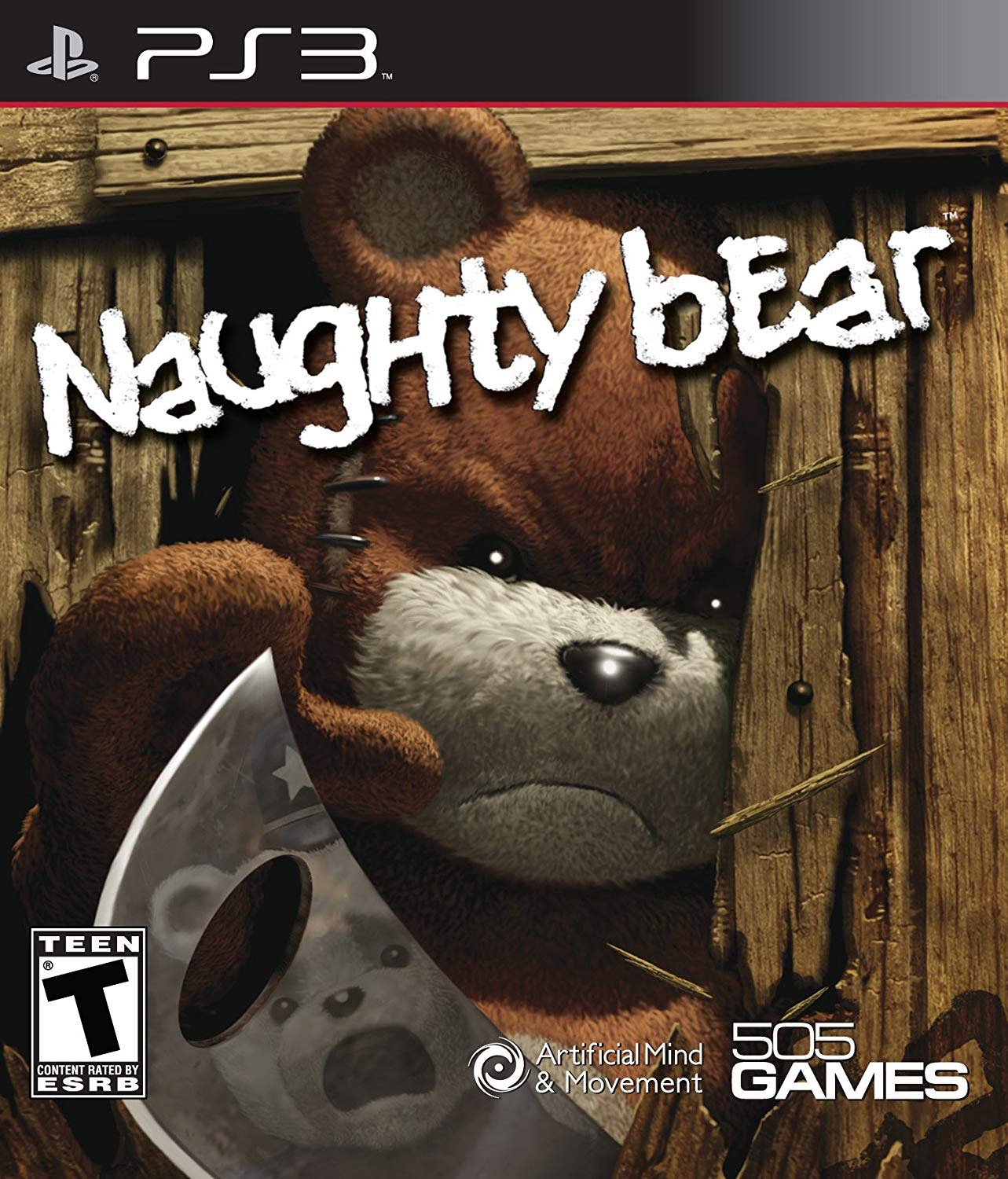 Naughty Bear - PS3 (Pre-owned)