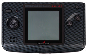 Neo Geo Pocket Color Handheld Console (Carbon Black) - Neo Geo Pocket Color (Pre-owned)