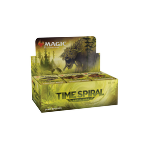 MTG Time Spiral Remastered Booster Box (Limit 1 Per Customer)