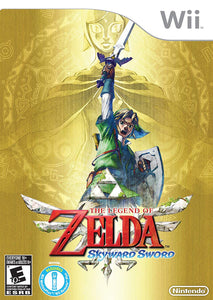 The Legend of Zelda: Skyward Sword (No Soundtrack) - Wii (Pre-owned)