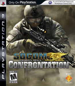 SOCOM Confrontation - PS3 (Pre-owned)