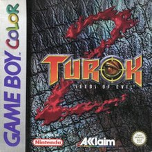 Turok 2 Seeds of Evil - GBC (Pre-owned)