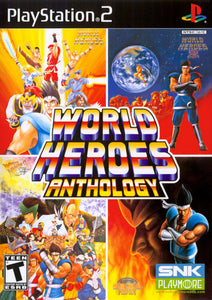 World Heroes Anthology - PS2 (Pre-owned)