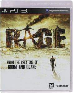 Rage - PS3 (Pre-owned)