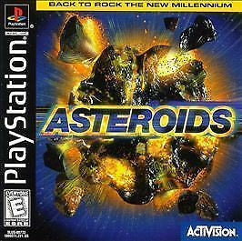 Asteroids - PS1 (Pre-owned)