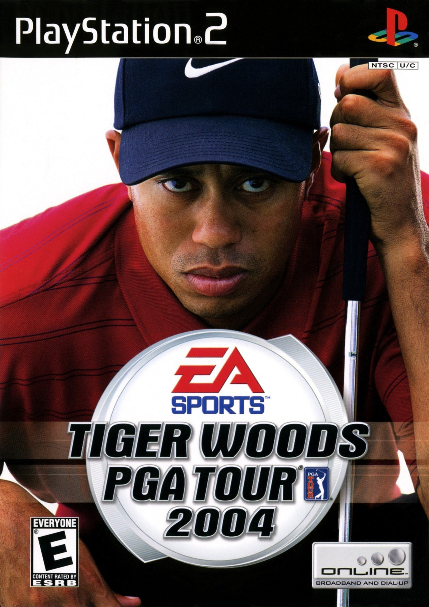 Tiger Woods 2004 - PS2 (Pre-owned)