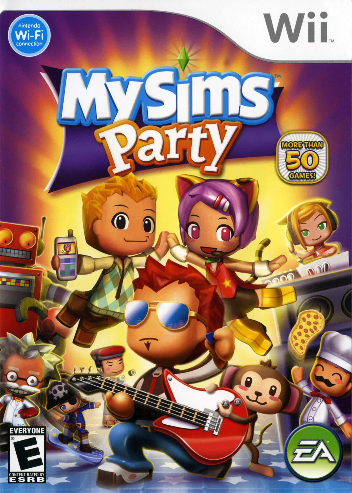 MySims Party - Wii (Pre-owned)