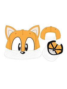 SEGA - Tails Big Face Sructured MockAcrylic Snapback