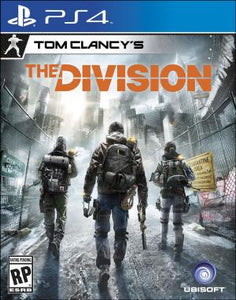 Tom Clancy's The Division - PS4 (Pre-owned)