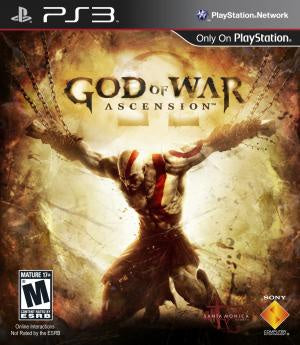 God of War Ascension - PS3 (Pre-owned)
