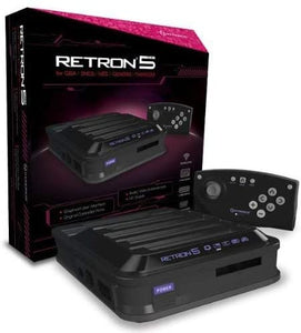 Retron 5 Hyperkin 5 in 1 console Black