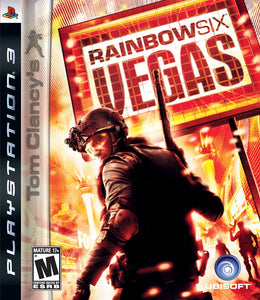 Rainbow Six Vegas - PS3 (Pre-owned)