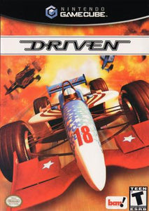 Driven - Gamecube (Pre-owned)