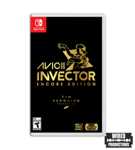 Avicii Invector: Encore Edition (Limited Run Games) - Switch