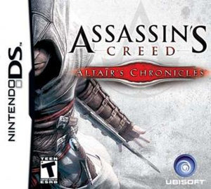 Assassins Creed Altairs Chronicles - DS (Pre-owned)