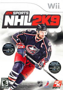 NHL 2K9 - Wii (Pre-owned)