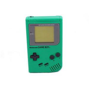 Original Green Game Boy Play it Loud DMG-01 System Console