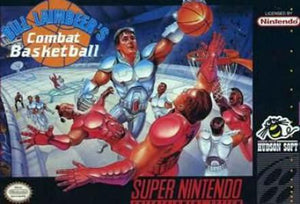 Bill Laimbeer's Combat Basketball - SNES (Pre-owned)