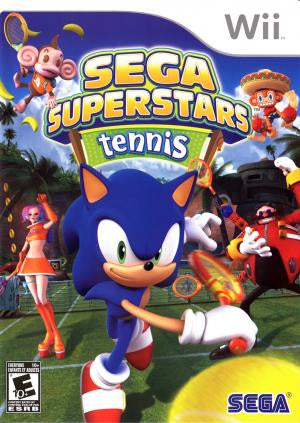 Sega Superstars Tennis - Wii (Pre-owned)