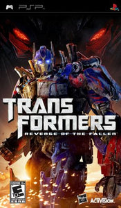 Transformers: Revenge of the Fallen - PSP (Pre-owned)