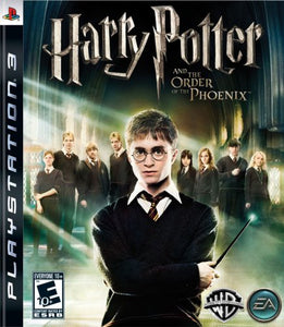 Harry Potter and the Order of the Phoenix - PS3 (Pre-owned)