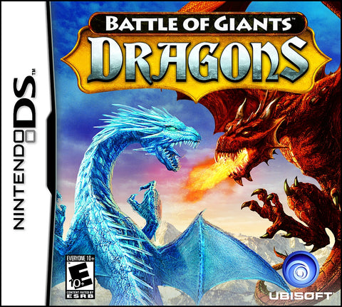 Battle of Giants: Dragons - DS (Pre-owned)
