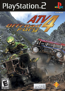 ATV Offroad Fury 4 - PS2 (Pre-owned)