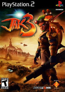Jak 3 - PS2 (Pre-owned)