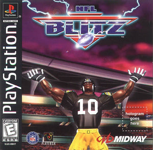 NFL Blitz - PS1 (Pre-owned)