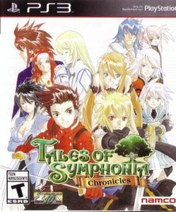 Tales of Symphonia Chronicles - PS3 (Pre-owned)