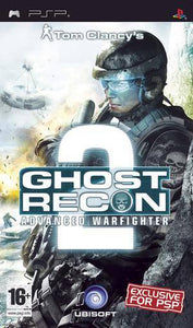 Ghost Recon Advanced Warfighter 2 - PSP (Pre-owned)