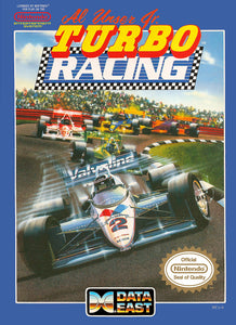 Al Unser Jr. Turbo Racing - NES (Pre-owned)