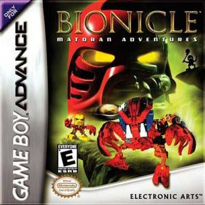 Bionicle Matoran Adventures - GBA (Pre-owned)