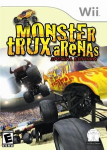 Monster Trux Arenas - Wii (Pre-owned)