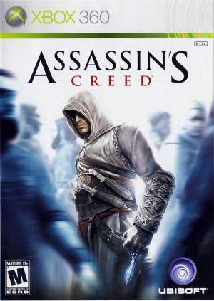 Assassin's Creed - Xbox 360 (Pre-owned)