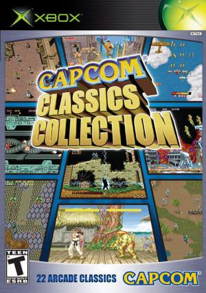Capcom Classic Collection - Xbox (Pre-owned)