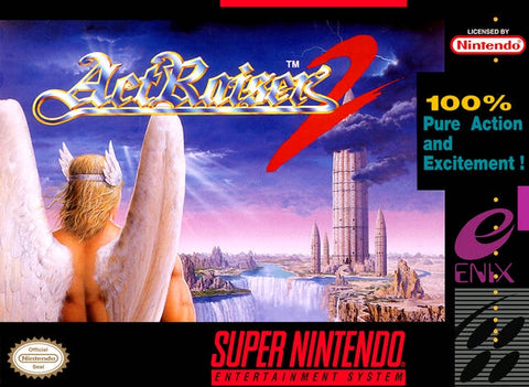ActRaiser 2 - SNES (Pre-owned)