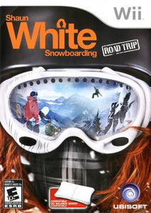 Shaun White Snowboarding Road Trip - Wii (Pre-owned)