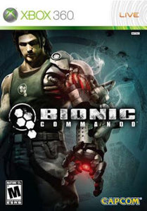 Bionic Commando - Xbox 360 (Pre-owned)